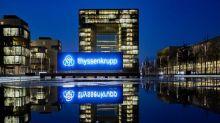 Stahlkocher-Proteste: Thyssen-Krupp-Mitarbeiter fordern klare Strategie