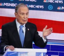 Chuck Todd gets existential with billionaire Michael Bloomberg: 'Should you exist?'