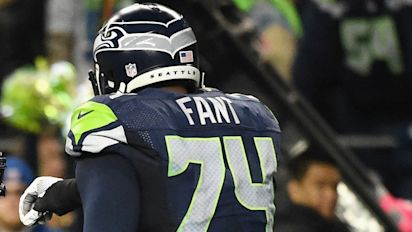 NFL: Seahawks left tackle George Fant out for season with ACL injury