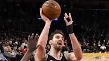 Gasol agrees three-year deal with Spurs