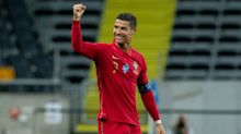 Sweden 0-2 Portugal: Ronaldo gets 100th international goal in stunning brace
