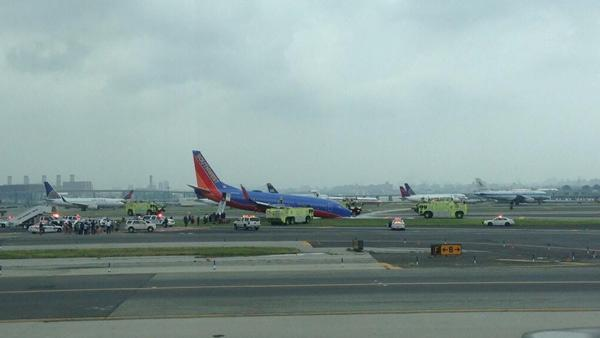 NYC's Laguardia Airport fully reopens after jet's hard landing