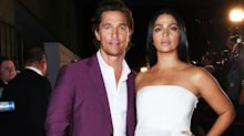 Matthew McConaughey's kids are 'professional photographers' for dad in rare pic