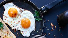 This simple trick guarantees the perfect fried egg every time