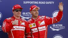 Raikkonen takes pole for Monaco GP; Hamilton finishes 14th