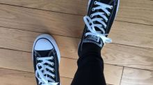 Chelsea Manning Shares First Instagram Out of Prison: Her Converse Sneakers