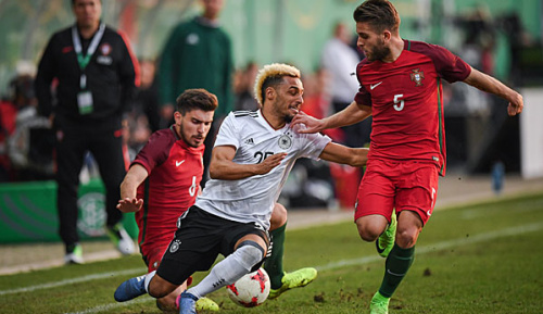 DFB-Team: U21 verpatzt EM-Generalprobe gegen Portugal