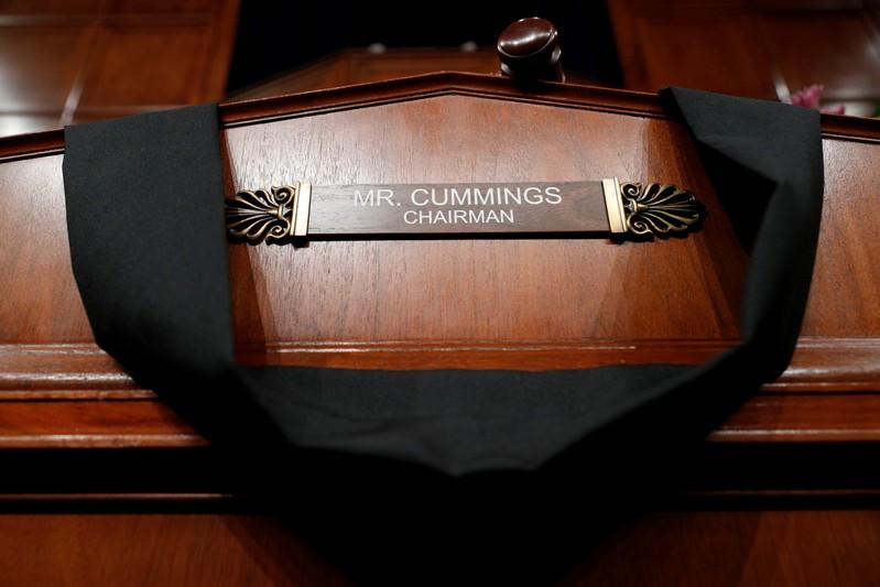 Elijah Cummings remembered as 'fierce champion' at funeral