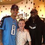 Athletes rally around Keaton Jones, the bullied boy whose video went viral