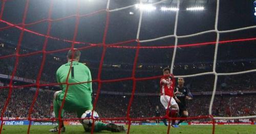 Foot - C1 - Le 100e but européen de Cristiano Ronaldo (vidéo)