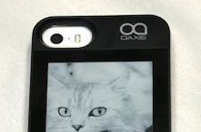 InkCase i5: A very unique iPhone 5/5s case you can't buy (yet)