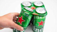 Heineken sees UK sales tumble during lockdown