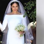 """Yep, There's a """"Sexy"""" Meghan Markle Royal Wedding Halloween Costume Out There"""