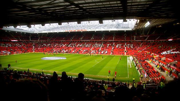 Manchester United won't let you take laptops or tablets into its stadium