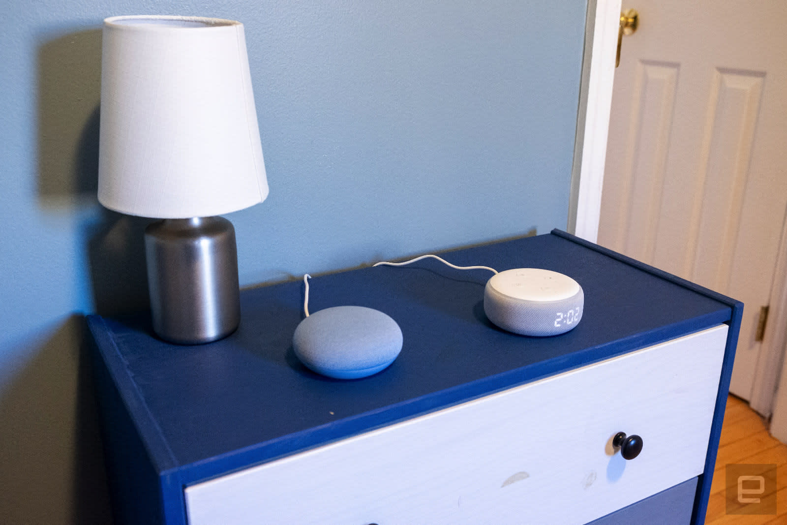 Google's Nest Mini vs. Amazon's Echo Dot: pick your assistant