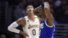 Lou Williams given 10-day quarantine, cutting into NBA restart, after strip club trip