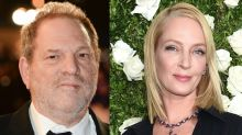 Harvey Weinstein Floats Legal Action Against Uma Thurman Over Assault Allegations – Update
