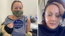 Celeste Barber praised for 'perfect' comeback to anti-vaxxer on TikTok