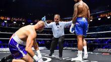 Boxe - Lourds - Tony Yoka terrasse Johann Duhaupas par K.-O. à la première reprise