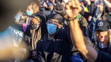 Mort de George Floyd: les manifestations se multiplient malgré l'inculpation d'un policier