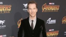 Benedict Cumberbatch Saves Delivery Cyclist from Four Attackers