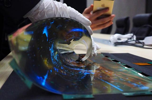 LG's rollable OLED display is my CES dream come true