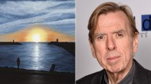 Timothy Spall: 'I was crying, swearing and chucking paint'