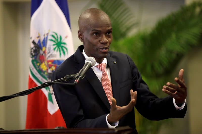 Haiti moves closer to constitutional referendum, elections