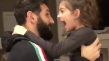 Video: Diego Valeri telling his daughter he won MLS MVP is the best of things