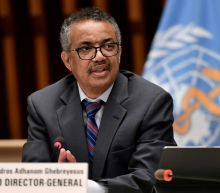 WHO's Tedros says countries on 'dangerous track' in pandemic