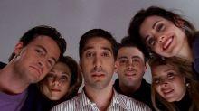 Netflix sorprende a los fans de Friends con el #tenyearschallenge de los seis protagonistas