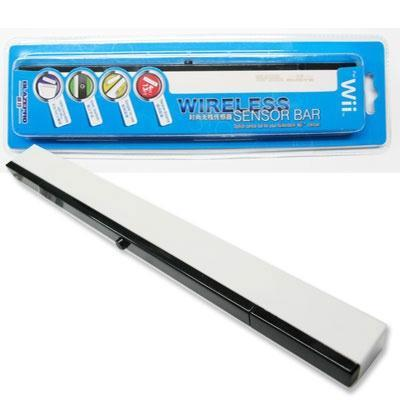 The $4 Wireless Sensor Bar: for that special Wii in your life