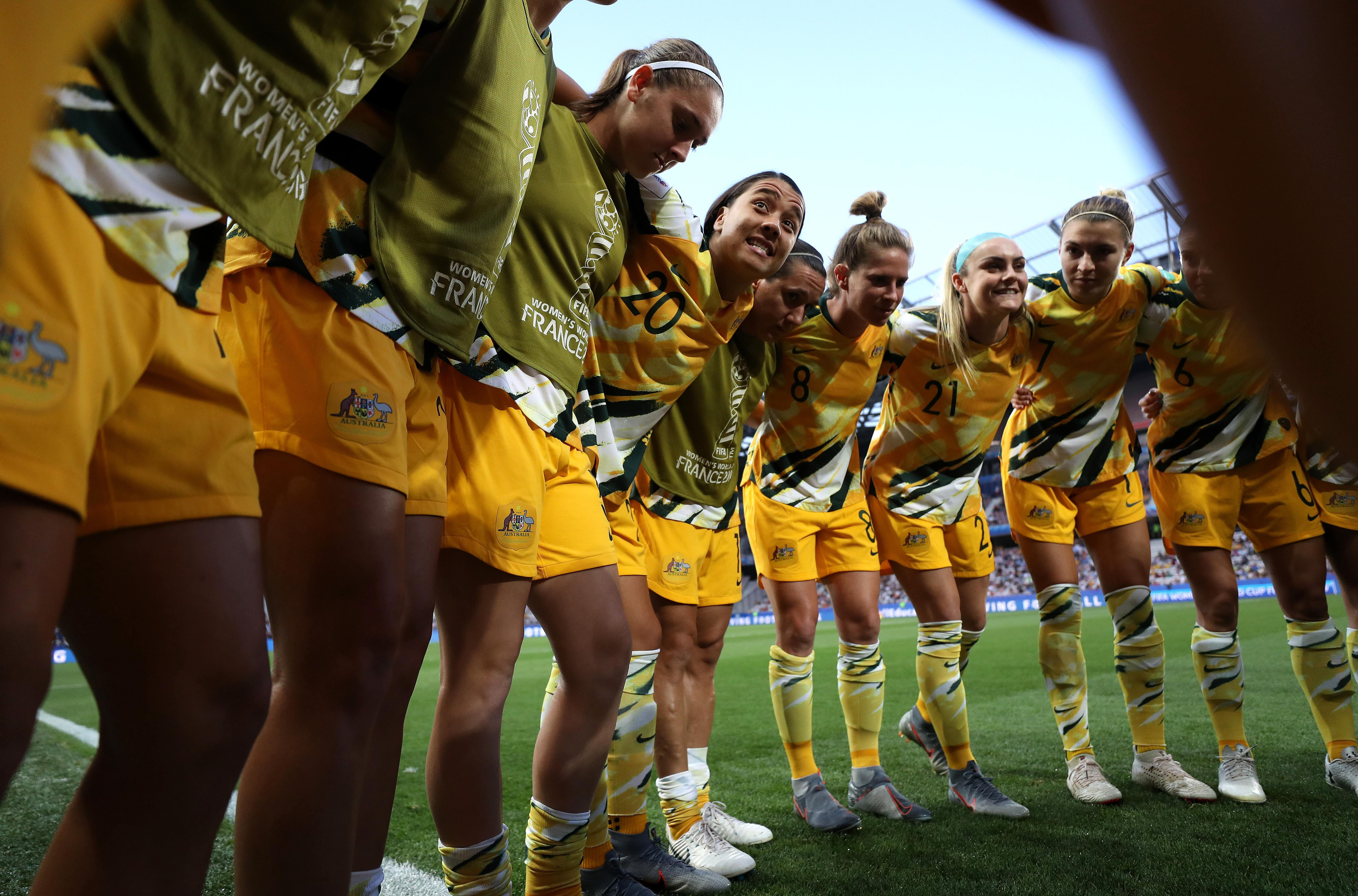 What the USWNT can learn from Australia's equal pay deal