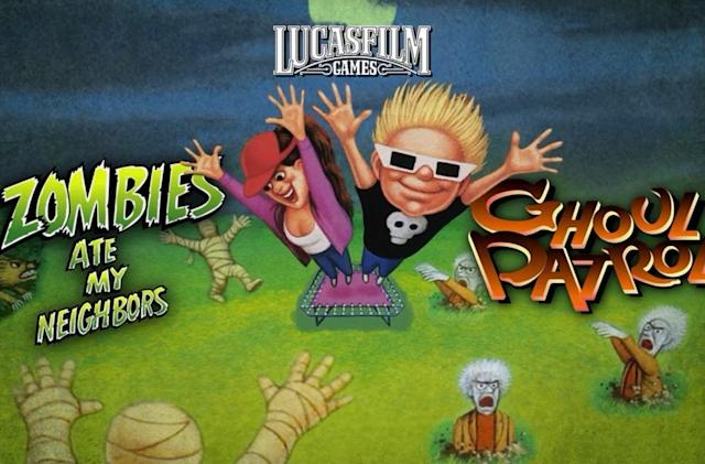 LucasArts classic 'Zombies Ate My Neighbors' heads to current consoles this summer