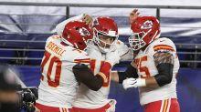 Mahomes supera a Jackson y Chiefs dominan a Ravens