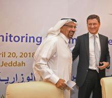 Russia, Saudi seek raised OPEC output of 1.5 million bpd