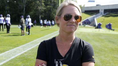 Broncos make landmark hire of female executive