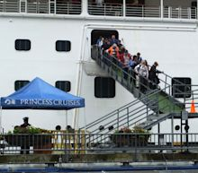 The Latest: Husband in cruise ship death appears in court