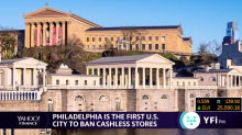 Philadelphia bans cashless stores with new law