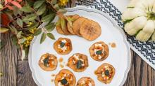 Simple Savory and Sweet Gluten-Free Thanksgiving Appetizers