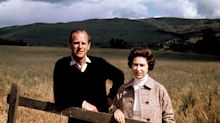 Who will support the Queen after Prince Philip's death?
