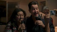 """""""Amor de Mãe"""": público vibra com reunião de elenco em mistura de """"Esquenta"""" com """"Avenida Brasil"""""""