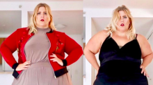 'When your body changes, it can be scary': Blogger gets real about body-positivity