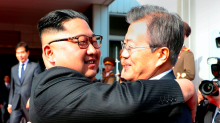 North and South Korea agree to hold third summit between leaders in Pyongyang in September
