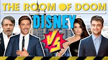 How much do you know about Disney? Find out in The Room of Doom!