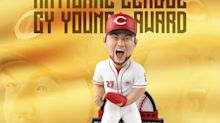 FOCO releases new Trevor Bauer 2020 National League Cy Young Award bobblehead