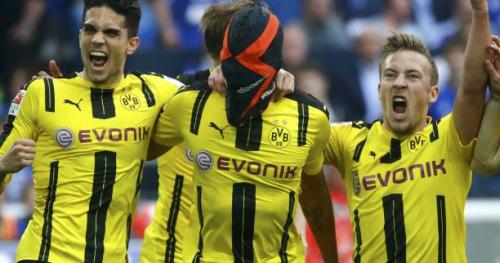 Foot - ALL - Dortmund - Borussia Dortmund : le frère de Pierre-Emerick Aubameyang poste une photo avec le masque de la discorde