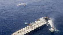 Sri Lanka: feu éteint sur le tanker New Diamond, le risque de marée noire évalué