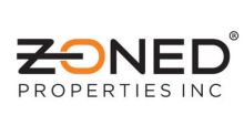 Zoned Properties Reports First Quarter 2021 Financial Results