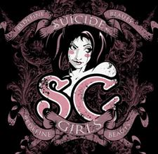 Two sets of iPhone wallpapers, including SuicideGirls